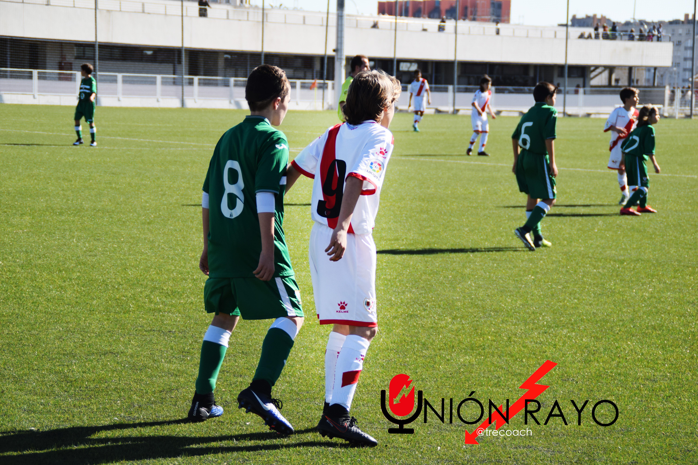 Alevín A 3-0 Leganés