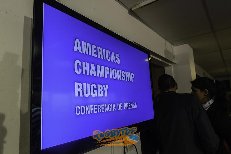Argentina XV vs Brasil - ARC2017 - Conferencia de Prensa