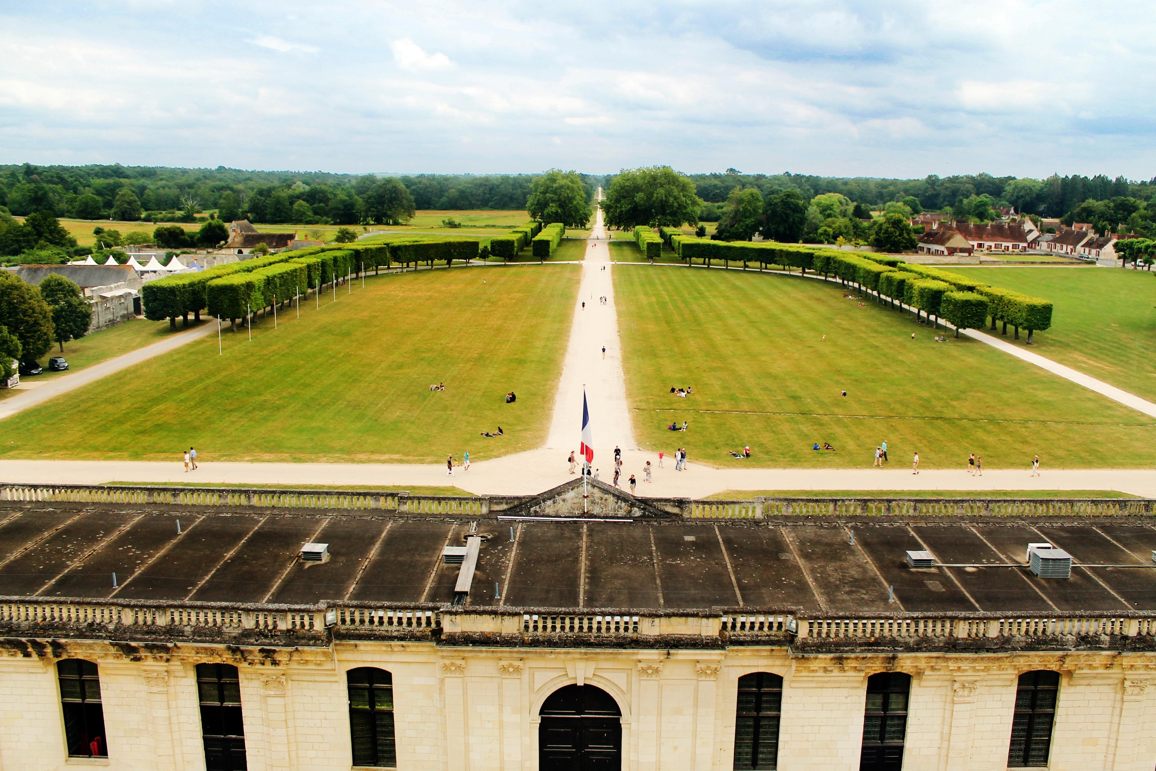 Visita ao Château de Chambord, Vale do Loire