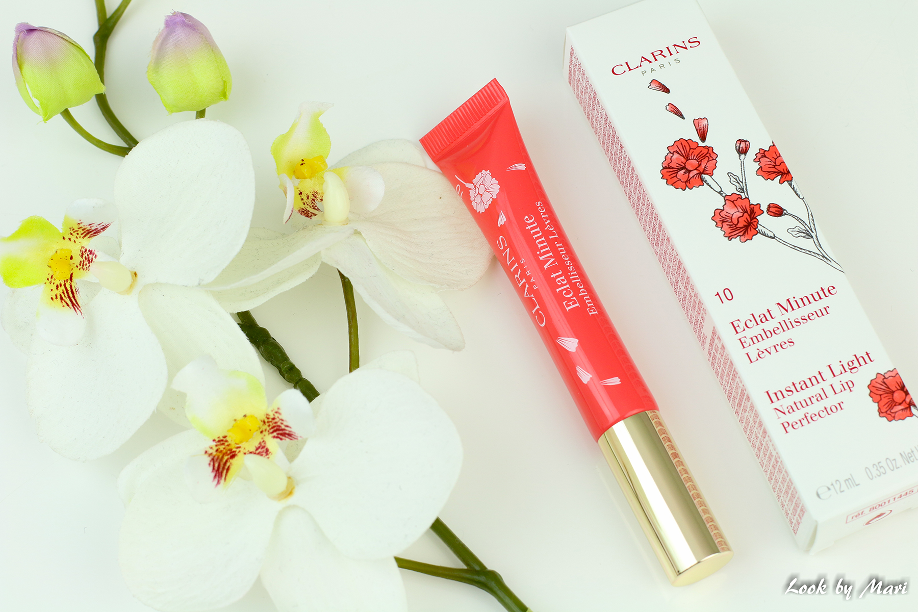 7 clarins instant light natural lip perfector review kokemuksia 10 pink shimmer