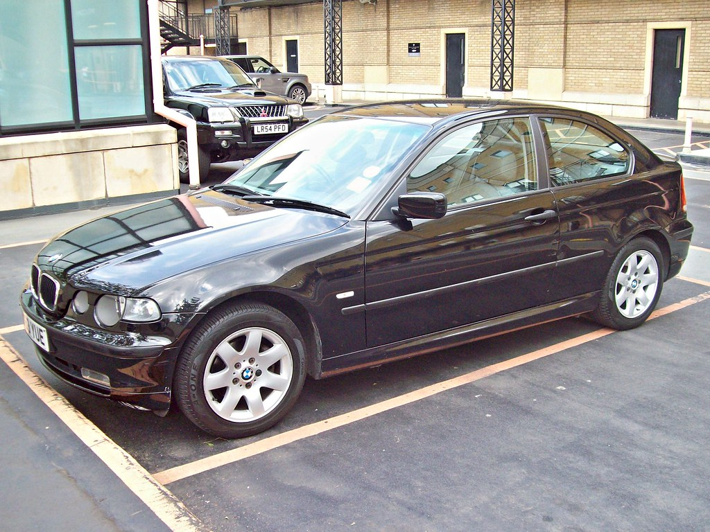 821 BMW 316Ti SE (E46-5) Compact (2003) | BMW 316Ti SE (E46-… | Flickr