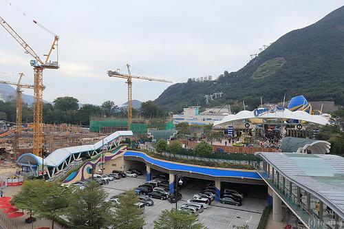 MTR Ocean Park Station