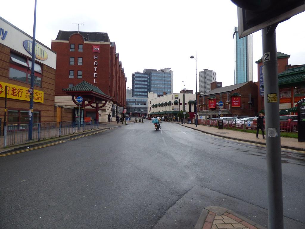 Chinese Restaurant In Birmingham New Street