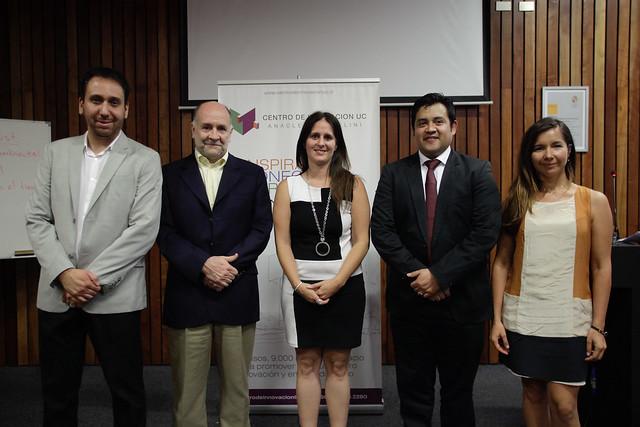 """Seminario """"Innovación para el desarrollo sustentable: producción y consumo en Chile"""""""