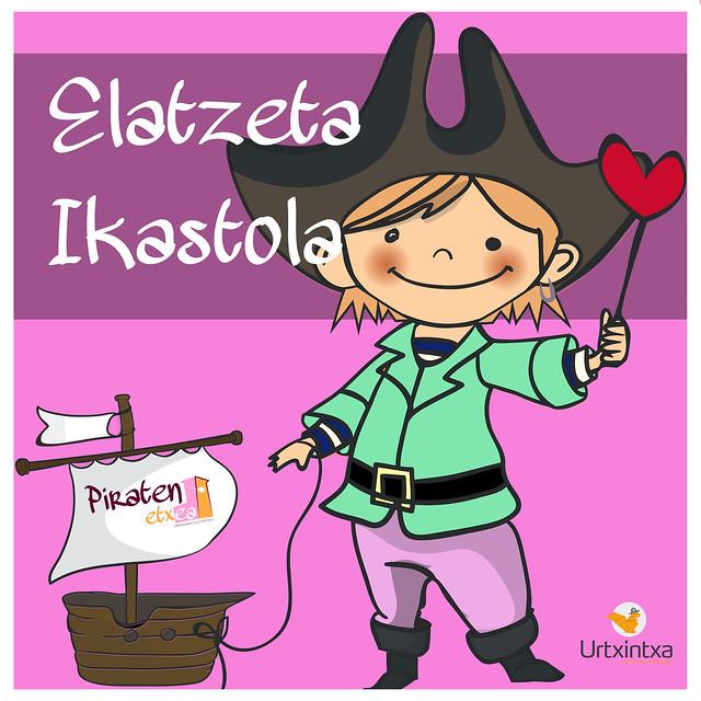 Pirata Egonaldiak- Elatzeta Ikastola 2017/03/30- 2017/03/31