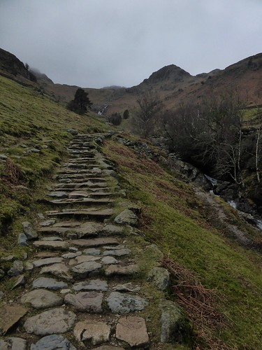 Stickle Tarn Path