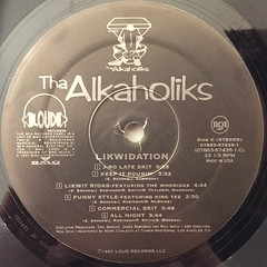THA ALKAHOLIKS:LIKWIDATION(LABEL SIDE-C)