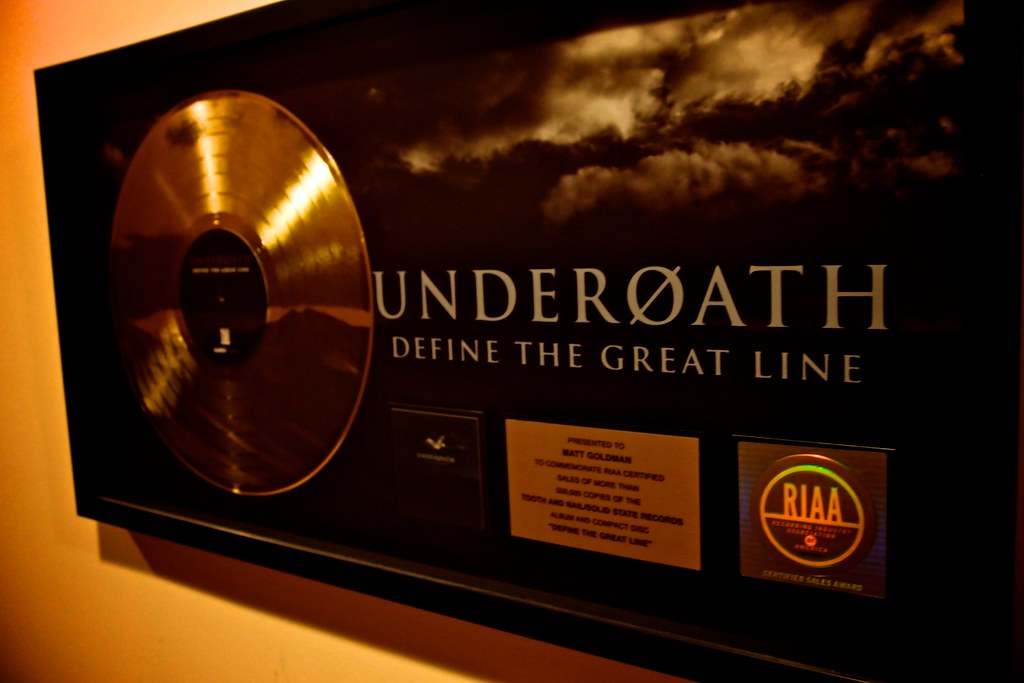 Underoath Gold Album