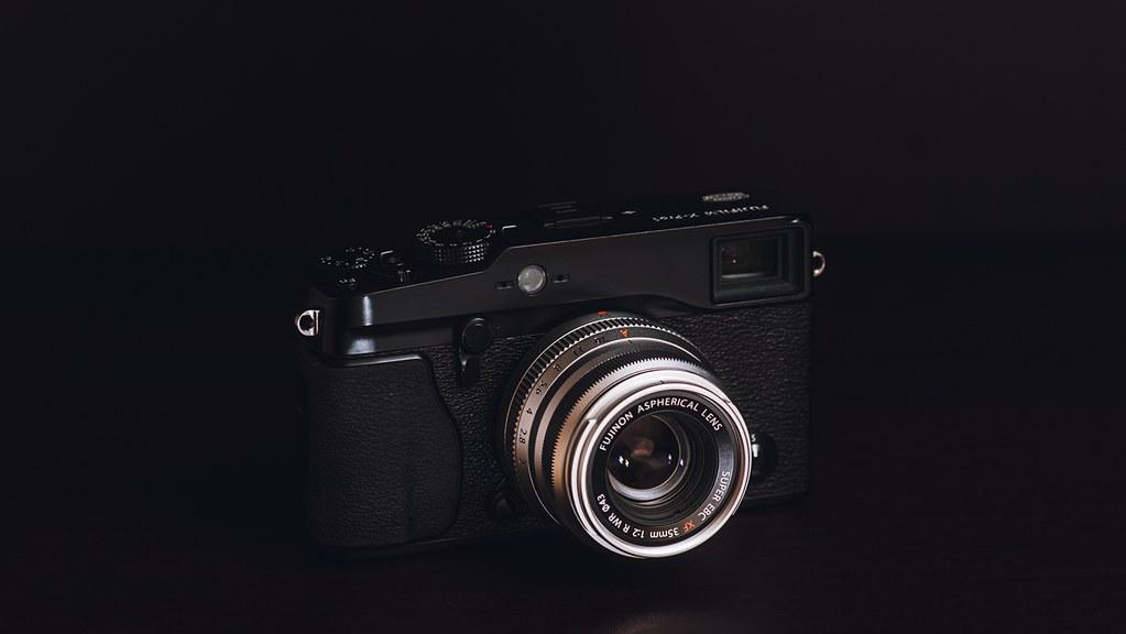 Fujifilm Xf 35mm F2 Silver X Pro1 Lunatic0777 Blog Me