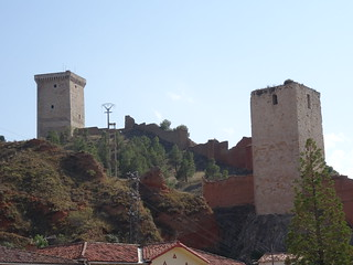 Torreones y muralla de Daroca