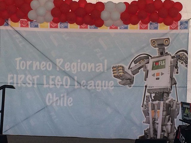 First Lego League 2015 (FLL)