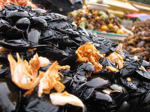 Description: Món ngon đặc sản ở Campuchia: hủ tiểu Nam Vang