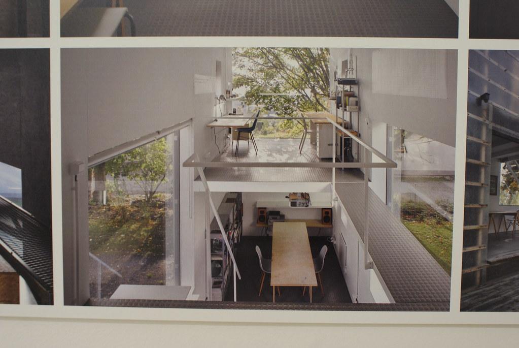 Lauréat du prix d'architecture : Un espace ouvert, lumineux et fonctionnel.