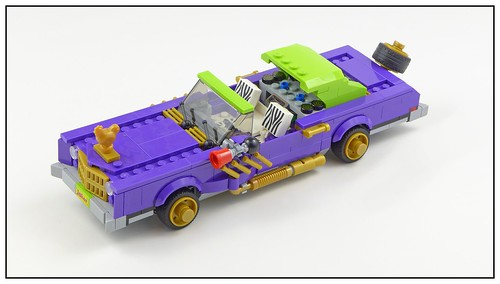 The LEGO Batman Movie 70906 The Joker Notorious Lowrider 04