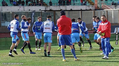 Catania-Reggina 3-1: cronaca e tabellino$