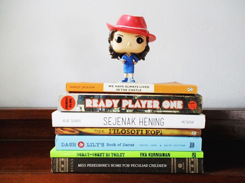 Read more books in 2017 | Hola Darla