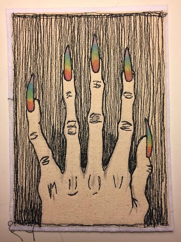 Nosferatu's Manicure