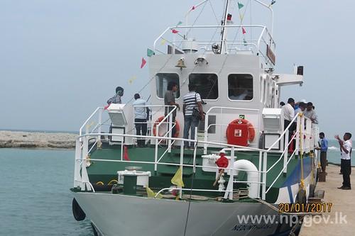 Maiden Voyage of Neduntharakai to Delft