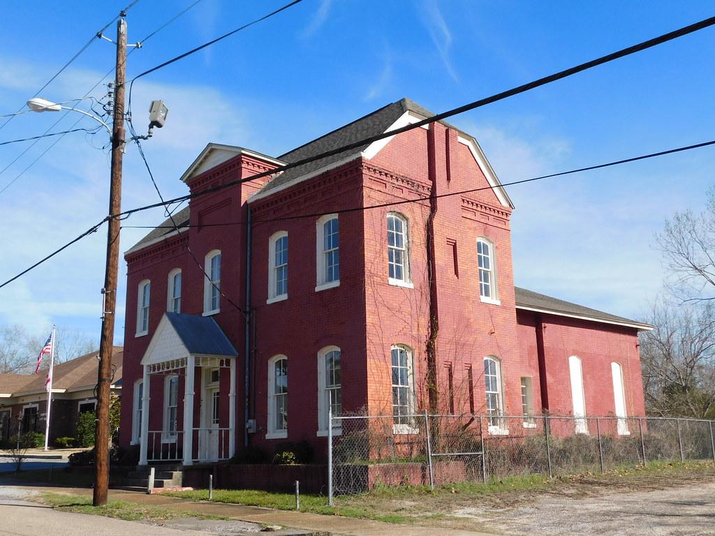 Alabama wilcox county camden -  Wilcox County Jail By Jimmywayne