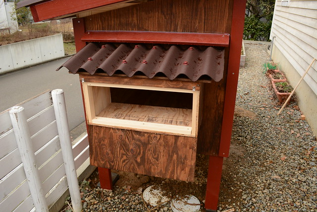 Chicken Coop Construction – The Soy Bean
