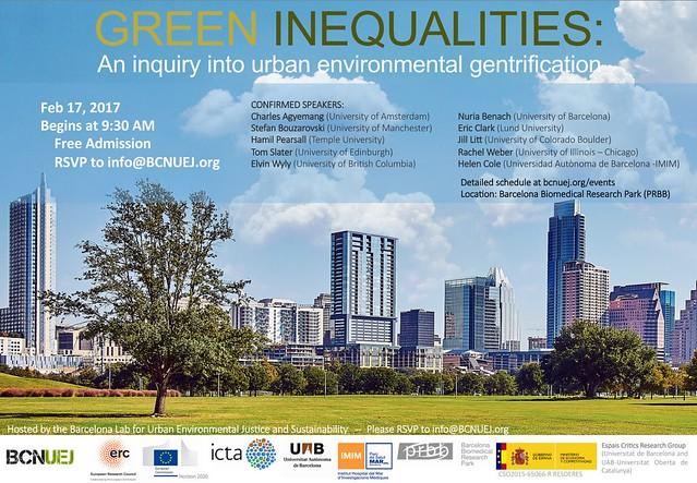 green inequalities