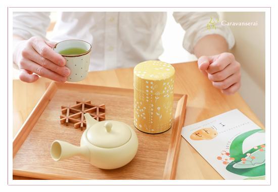 茶のいろは 日本茶専門店 愛知県瀬戸市 カフェ かき氷 オススメ 人気 ランチ ギフトセット 店主プロフィール写真