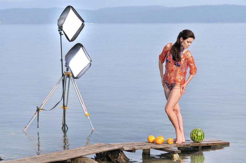 купальники - рекламная съёмка, фотограф Челябинск