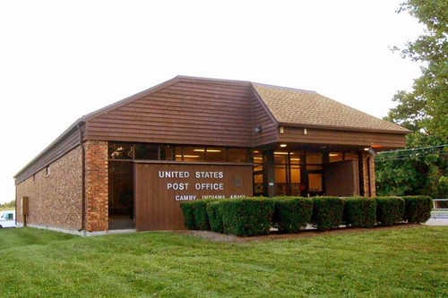 Camby, IN post office | by PMCC Post Office Photos