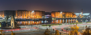 Albert Dock, Liverpool panorama | by Dave Wood Liverpool Images