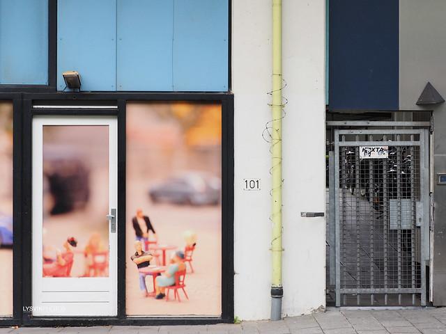|O| - Facade building Rotterdam