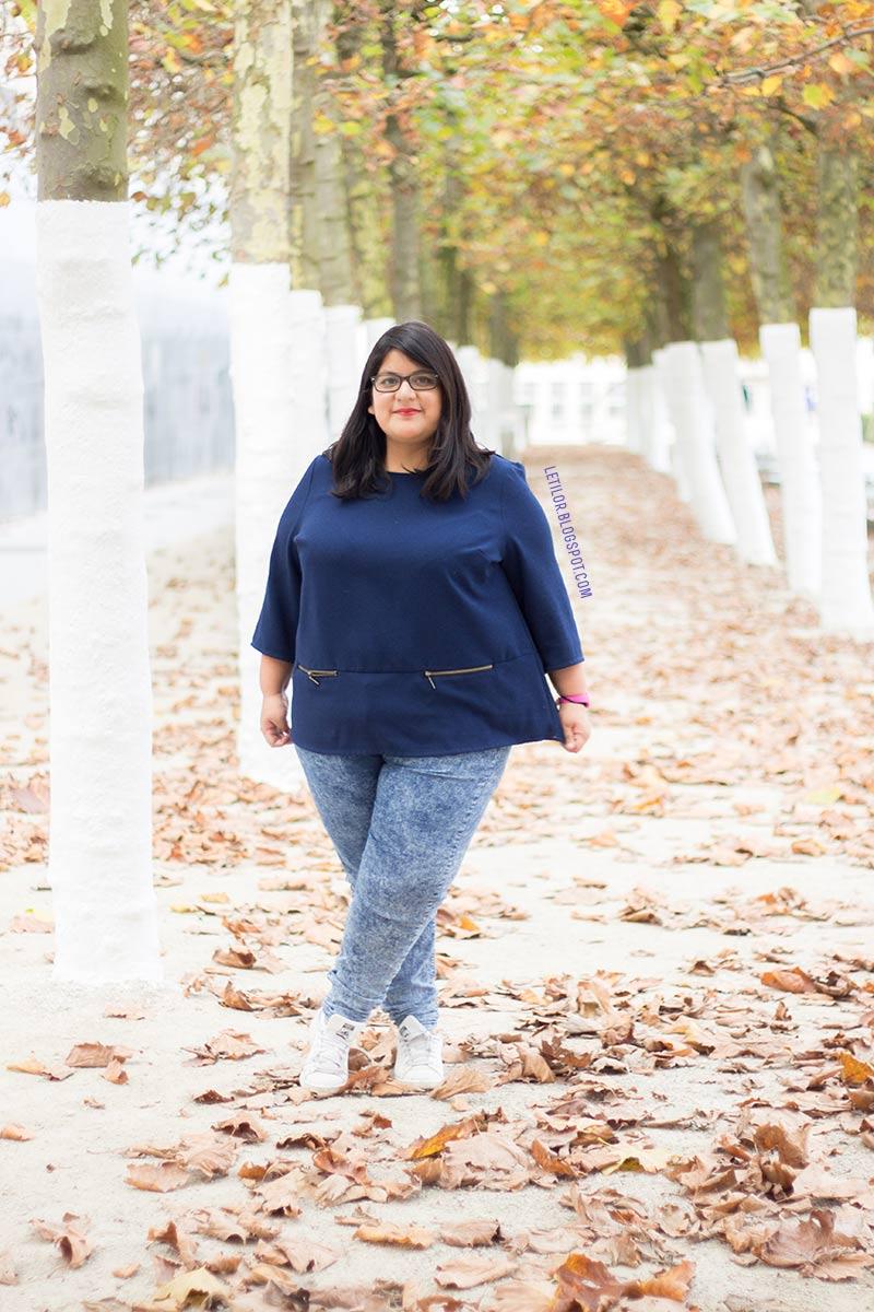 blogueuse ronde mode belge letilor soasoa