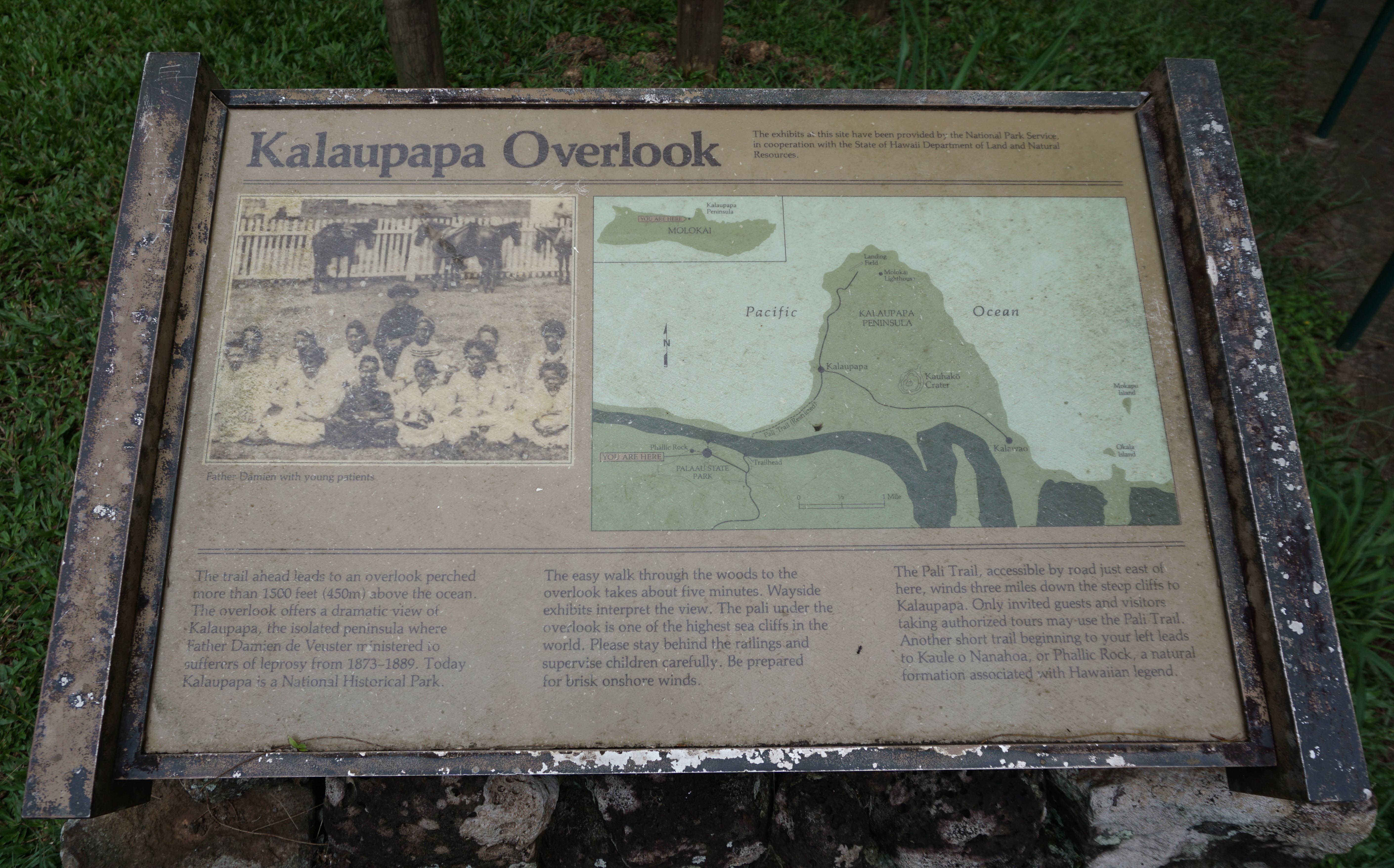 Kalaupapa Peninsula, Molokai