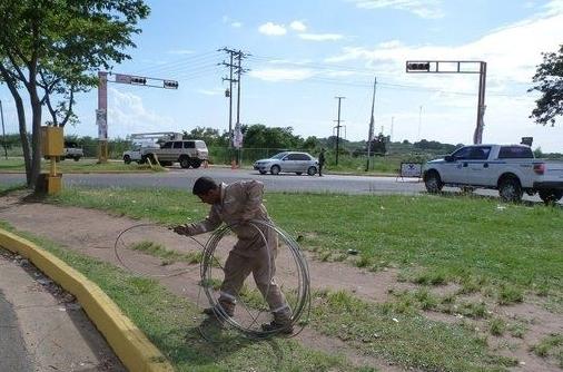 La CVG y la Alcaldía Socialista Bolivariana de Caroní iniciaron las reparaciones de los semáforos dañados en Ciudad Guayana