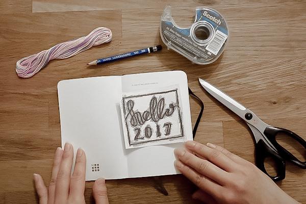 2017 Moleskine Planner