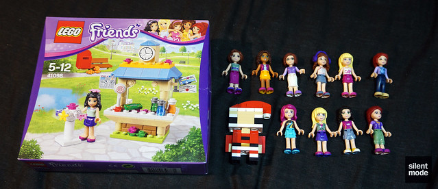 Brickset Secret Santa gifts