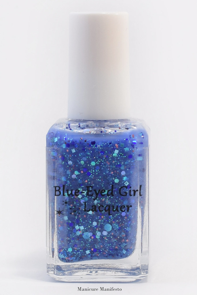 Blue-Eyed Girl Lacquer Snowfall At Dusk review