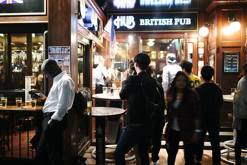BRITISH PUB HUB 横浜鶴屋町店・Yokomaka