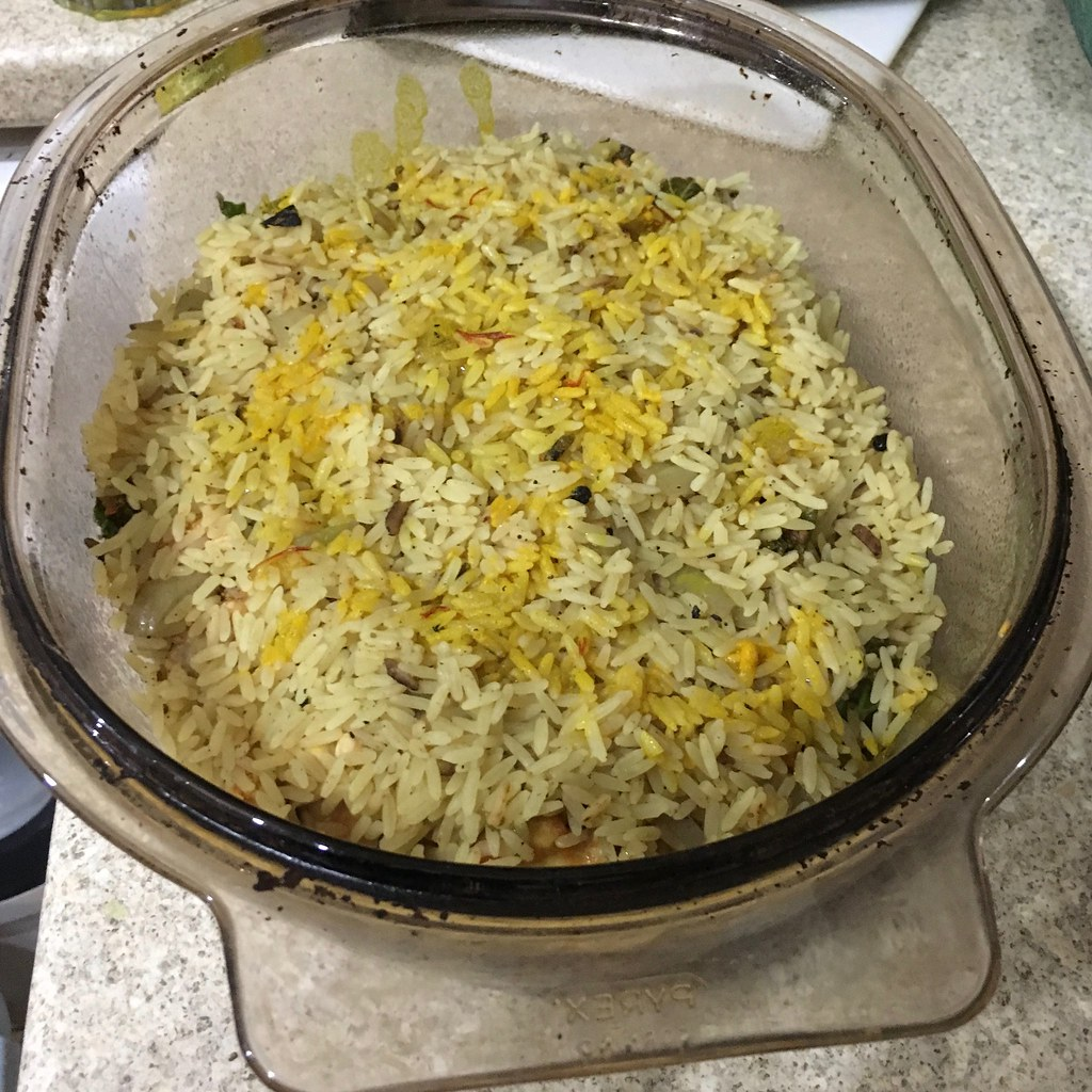 Chicken biryani recipe 12