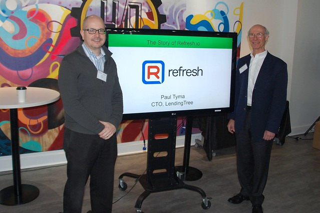 Refresh - A Silicon Valley Start-up Story