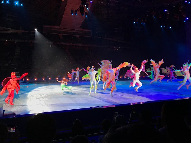 Disney On Ice - Little Mermaid