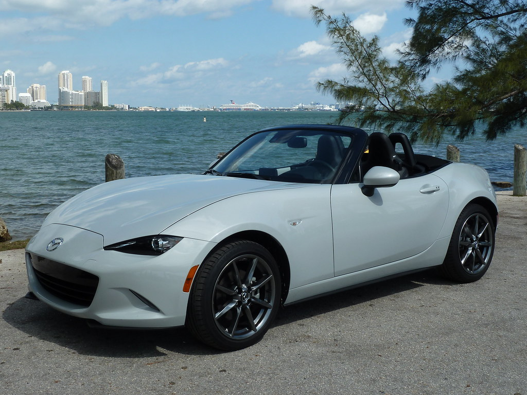 With its luxury car-inspired Mazda Connect infotainment system and suite of  i-ACTIVSENSE electronic nannies safety technologies, an ND Mazda MX-5 Miata  ...