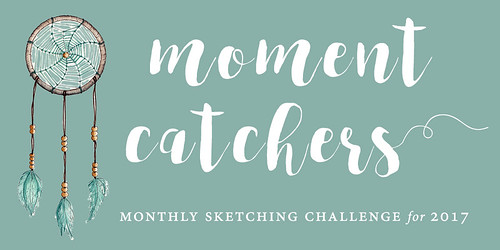 I hope you can join our next sketching challenge in March! Artist Candace Rose Rardon