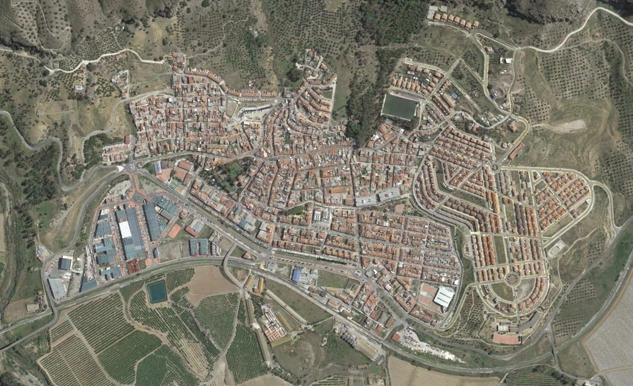 pizarra, málaga, pizarra gómez, después, urbanismo, planeamiento, urbano, desastre, urbanístico, construcción, rotondas, carretera