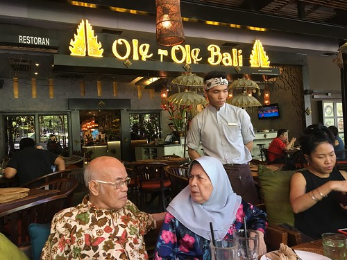 K.Shua's Birthday Lunch @ Ole Ole Bali, Empire