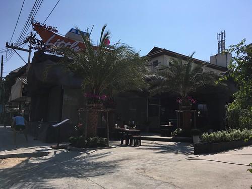 Little boat restaurant リトルボートレストラン チャウエン サムイ