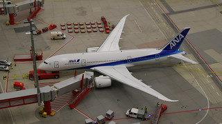 Knuffingen Airport: Dreamliner