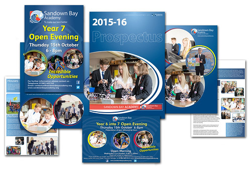 Sandown Bay Academy - 2016 Prospectus | by s0ulsurfing