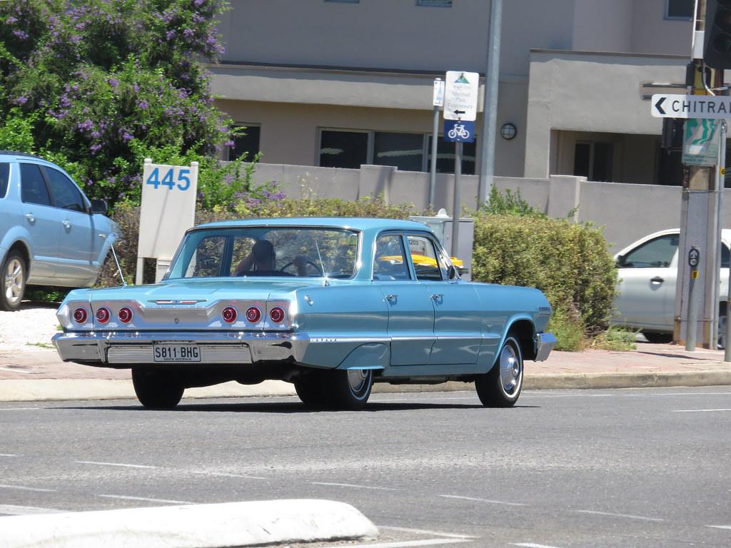 rare american sedan on cross rd ryan smith flickr