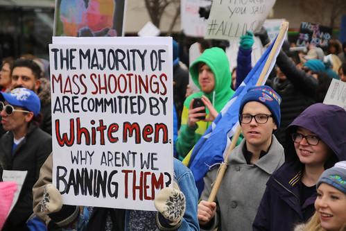 The Majority of Mass Shootings are Committed by White Men | by pasa47