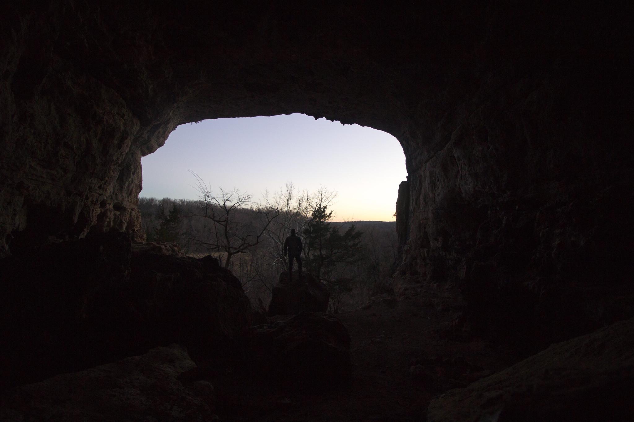 Yoark Cave, Missouri